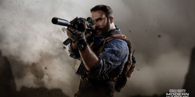 Call of Duty: Modern Warfare is about death and tragic realism