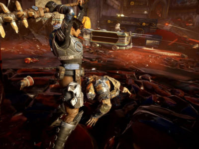 Gears 5 Multiplayer Tech Test Starts Today