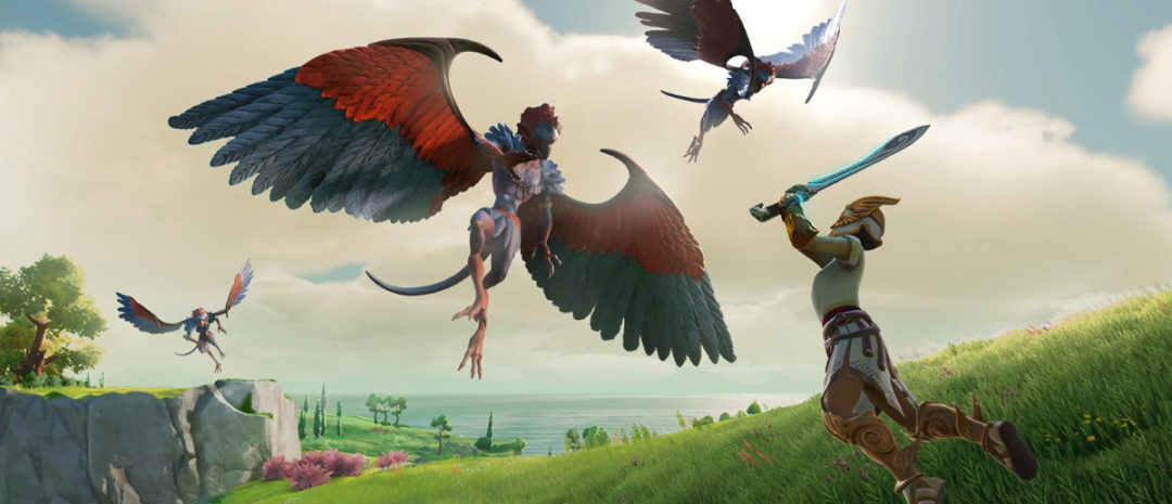 Gods & Monsters is like Assassin's Creed Odyssey