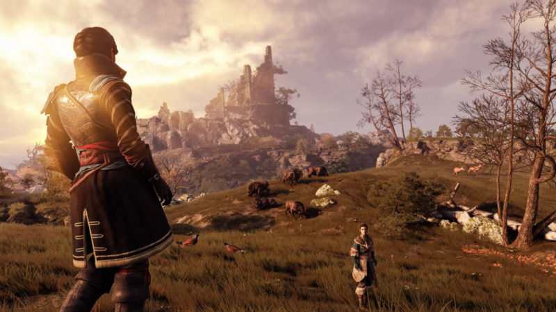 Spiders developer gives Greedfall release date