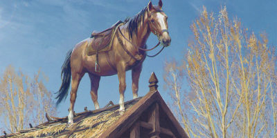 The Witcher Netflix Series Gets Its Glorious Horse and Silver Sword