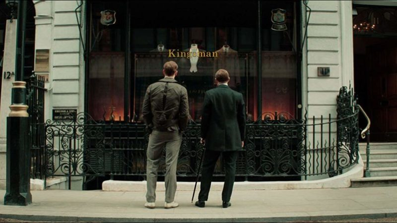 The King's Man, Kingsman cinematic universe