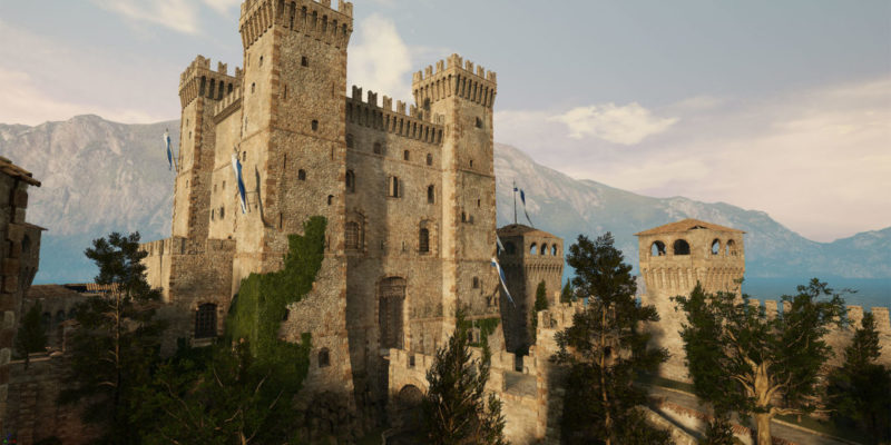 Mordhau Triternion Developer Update Details New Maps and Toxicity Tools