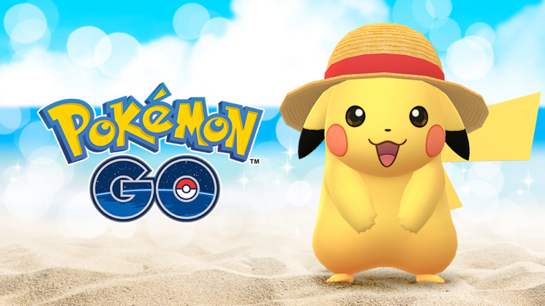 Pokémon GO Gets Revamped Stats Layout and One Piece Crossover