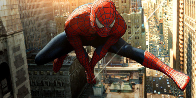 Sam Raimi thinks about Spider-Man 4 all the time