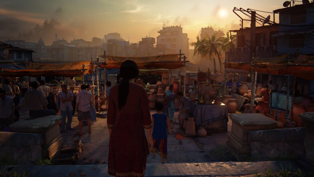 India, Halebidu, & Tamil in Uncharted: The Lost Legacy