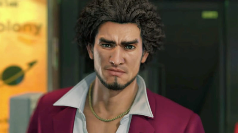 New mainline Yakuza from Sega coming in August