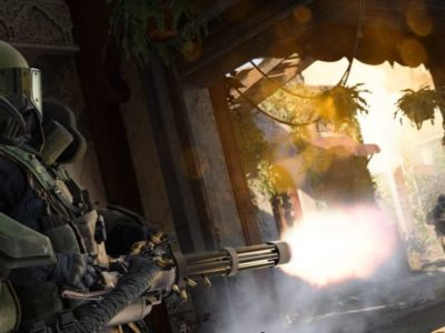 call of Duty: modern warfare multiplayer trailer open beta infinity ward