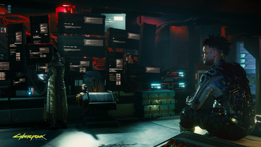 Cyberpunk 2077 – Afterlife, a Cyberpunk 2077 card game | CMON
