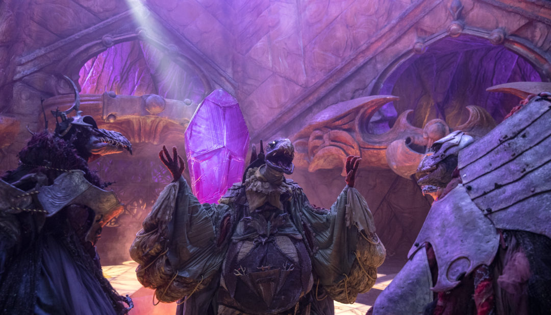 Watch a Behind-the-Scenes Featurette for THE DARK CRYSTAL