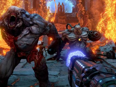 QuakeCon, DOOM Eternal, id Software