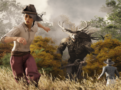 Spiders CEO Jehanne Rousseau wants GreedFall to fill Bioware void