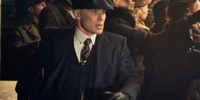 Peaky Blinders Season 5 Netflix release date October
