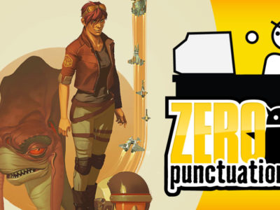 Rebel Galaxy Outlaw - Zero Punctuation Yahtzee Croshaw