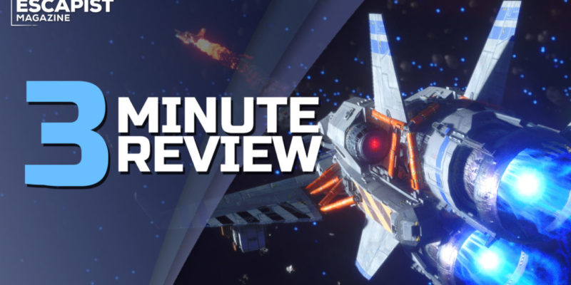 Rebel Galaxy Outlaw - Review in 3 Minutes