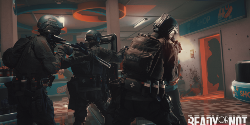 SWAT-Inspired 'Ready or Not' Closed Alpha to Begin Next Week