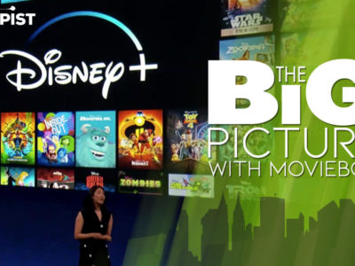 Disney+ Sounds A Lot Like The Old Cable Model It's Replacing