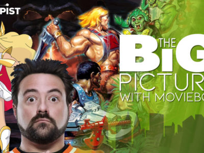 Kevin Smith on Masters of the Universe, He-Man, and She-Ra