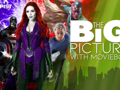 Marvel MCU Phase 4 Twist - The Big Picture - Bob Chipman