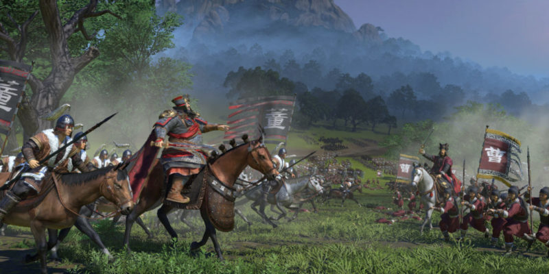 Total War Saga: Troy trademark in UK by Creative Assembly