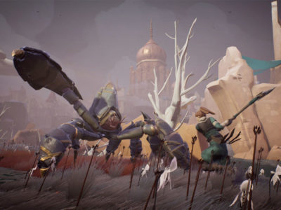 Ashen Will Reignite on PlayStation 4, Switch, Steam, & GOG in December