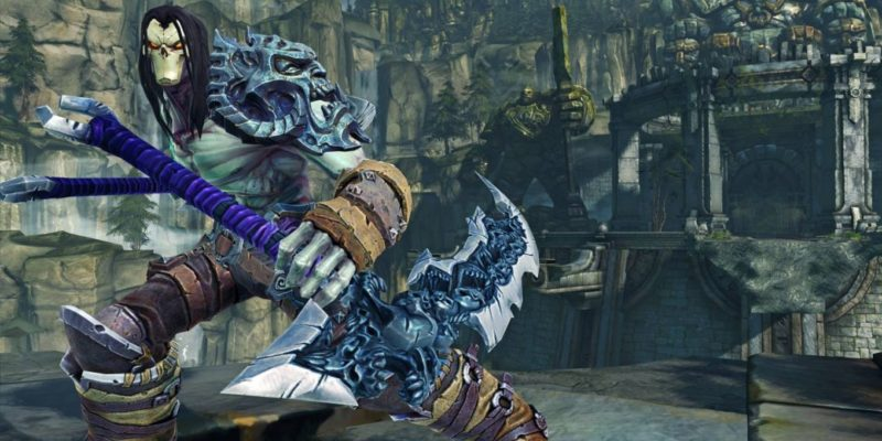 Darksiders II: Deathinitive Edition Coming to Switch in September