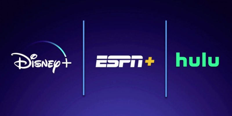Disney+ Will Receive a $12 99 Bundle with Hulu and ESPN+ at Launch