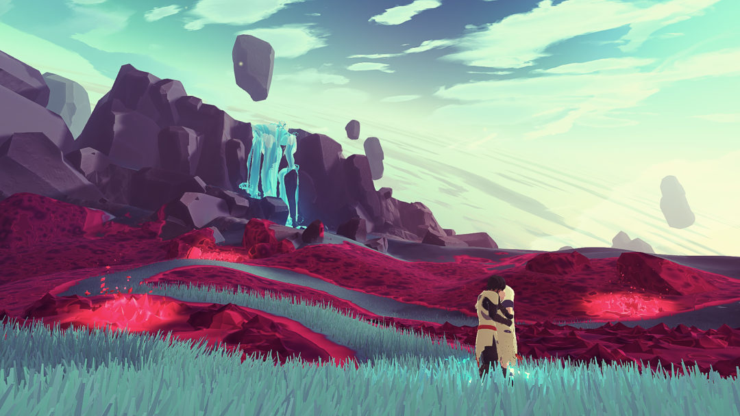Furi Dev The Game Bakers interview on Haven