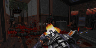 Ion Fury, Voidpoint, 3D Realms