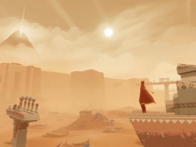 Journey Gets Surprise Release on iPad and iPhone