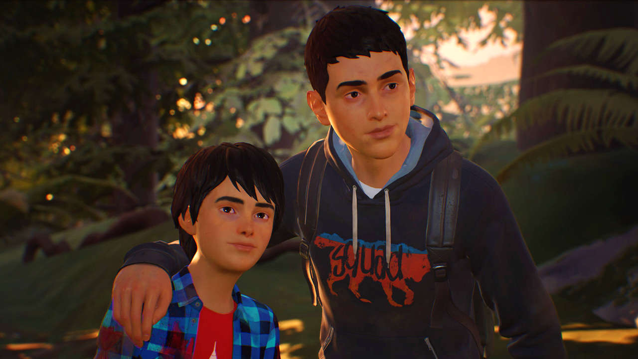 Life Is Strange 2 Christian Divine interview, Dontnod and Square Enix