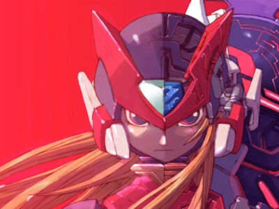 Mega Man Zero/ZX Legacy Collection Coming to Consoles and PC Zero / ZX