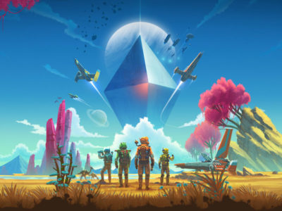 No Man's Sky: Beyond VR update August