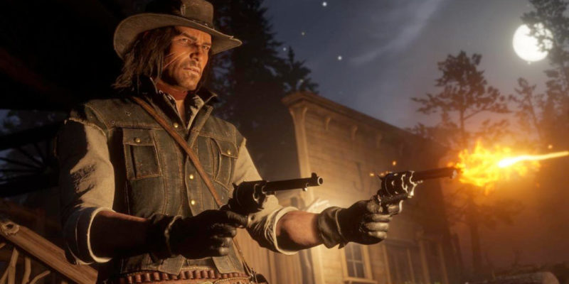 Modders Are Making Grassroots Red Dead Redemption Remaster