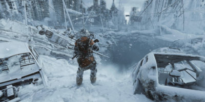 Metro Exodus, The Two Colonels, Gamescom