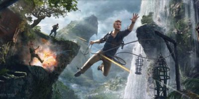 Uncharted, Sony, Tom Holland, Dan Trachtenberg
