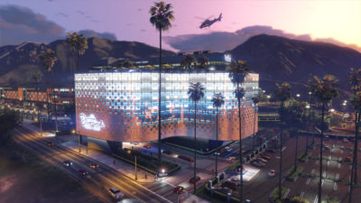 GTA Online   Grand Theft Auto Online casino legal problems and mini-games banned