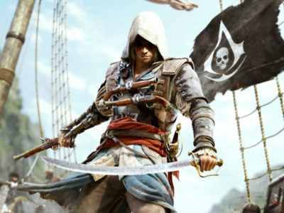 Assassin's Creed IV Black Flag & Rogue Remastered Switch listing