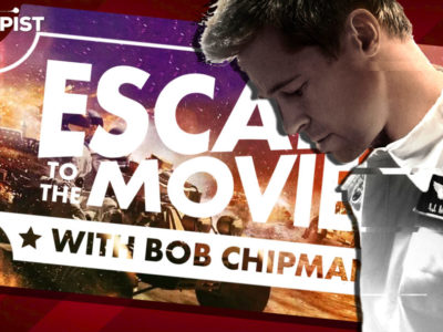 Ad Astra Review - Escape to the Movies