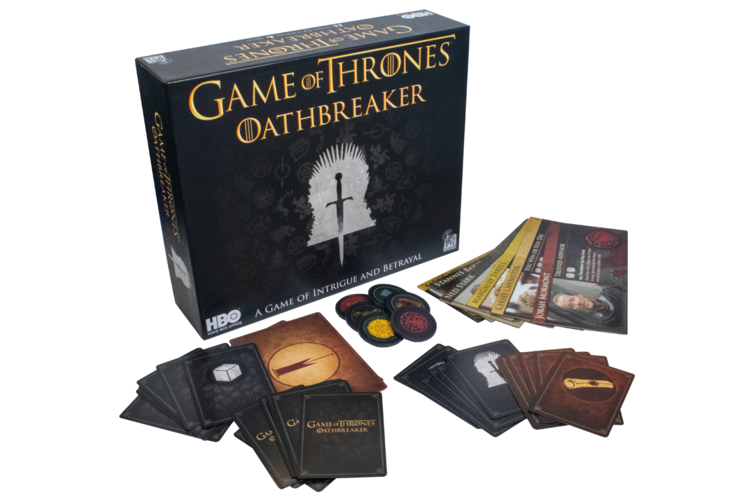 Game of Thrones: Oathbreaker Perfectly Captures Backstabbing Politics