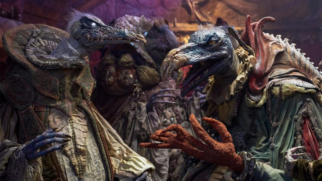 The Dark Crystal: Age of Resistance beauty of unreality puppets