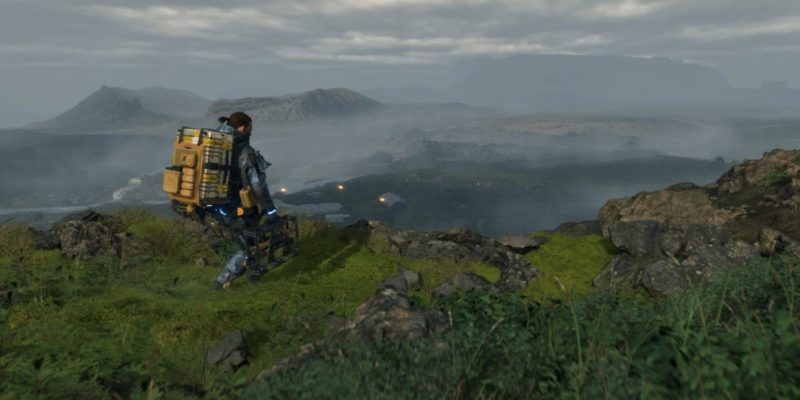Death Stranding Reveals 48 Minutes of Gameplay at Tokyo Game Show