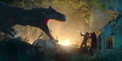 Jurassic World Battle at Big Rock