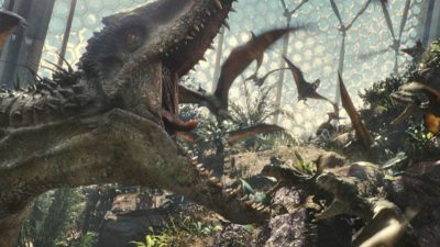 Battle at Big Rock Jurassic World short film Colin Trevorrow