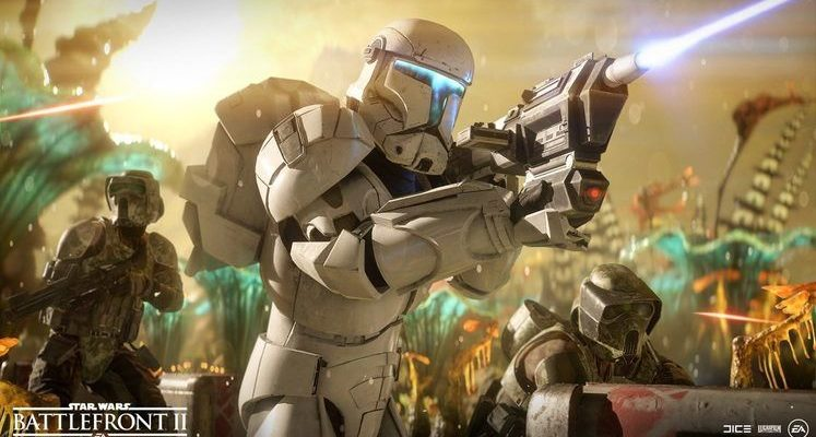 Star Wars Battlefront 2, Felucia