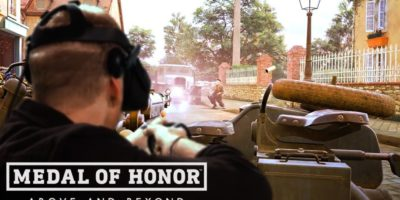 Medal of Honor, Respawn Entertainment, Oculus