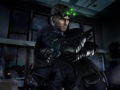 Splinter Cell, Ubisoft, GameStop