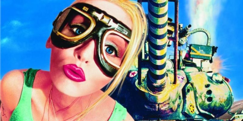 Margot Robbie Is Reportedly Looking to Produce a New Tank Girl Movie