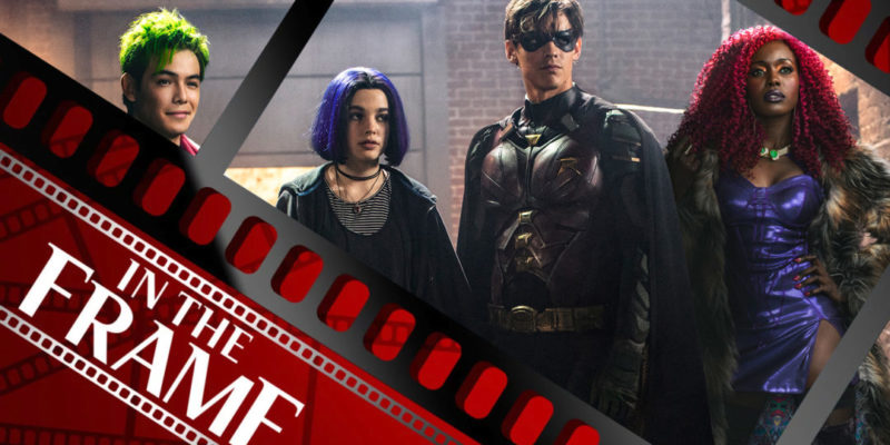 Titans Gathers DC Universe Teens into an Unconventional Family