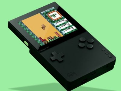 Analogue Pocket is better Game Boy